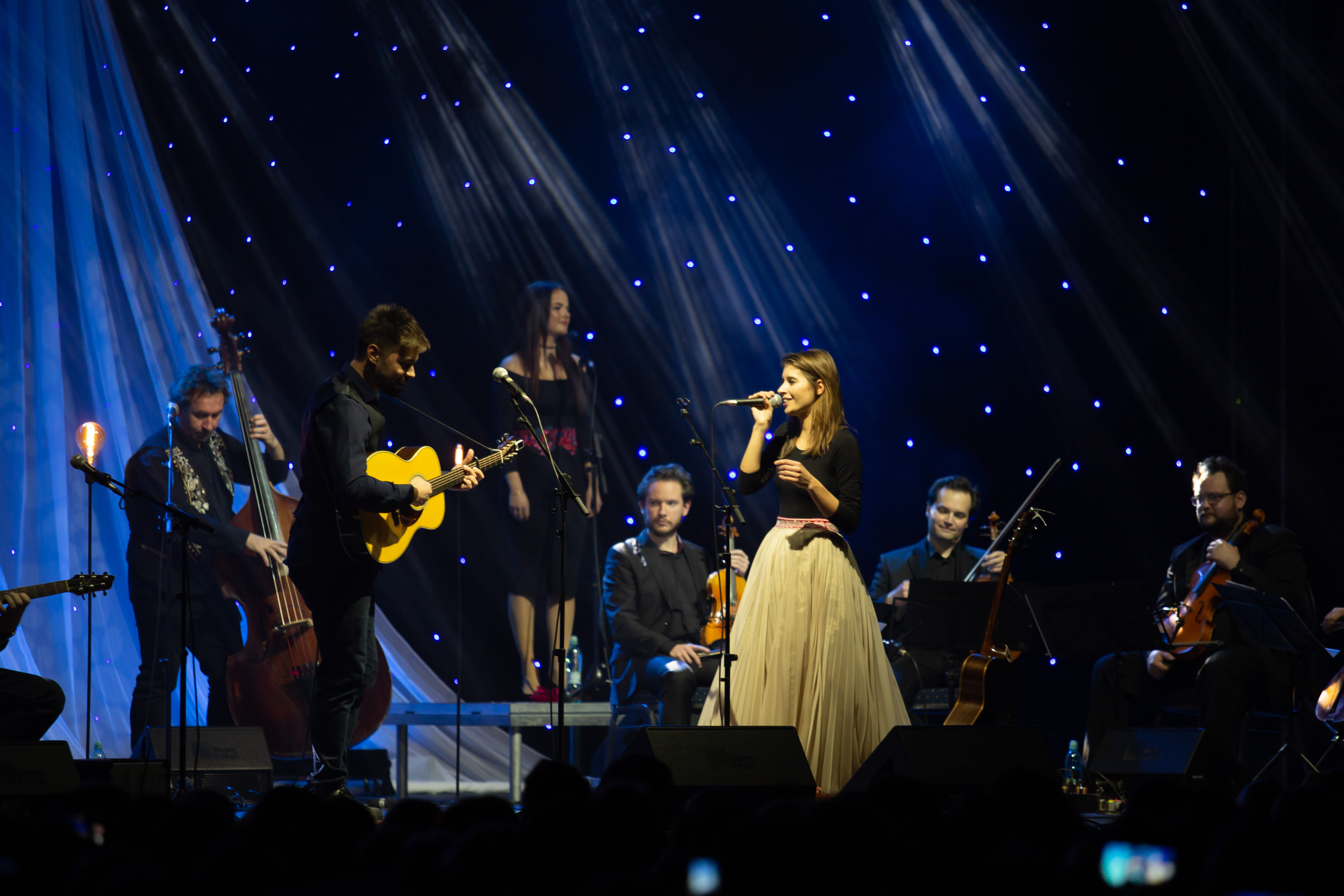 Turné so sláčikovým kvartetom (2018)