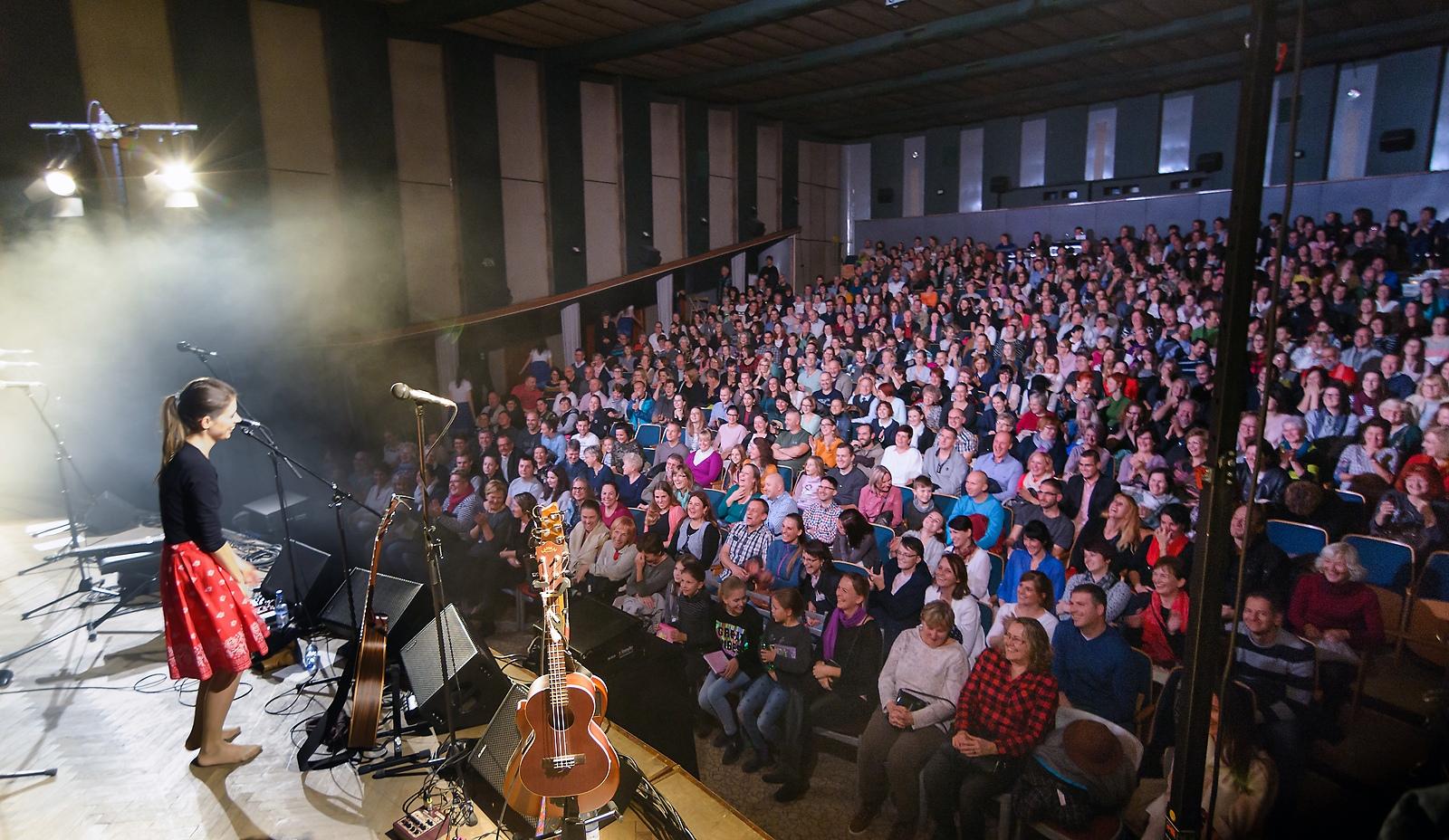 Turné s Dievčenským speváckym zborom Slovenského rozhlasu (2017)